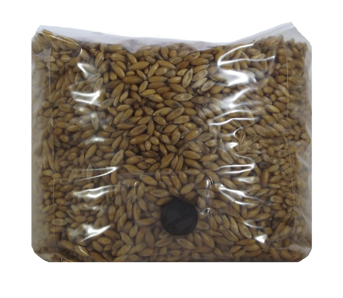Whole Oats Mushroom Substrate Spawn Bag