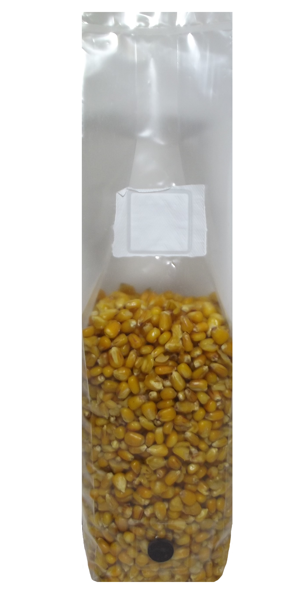 Whole Corn Mushroom Substrate Grow Bag